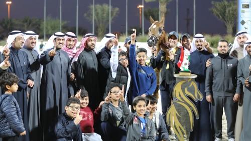 2018 Kuwait 5th Arabian Horse Breeders Show - photo by Michael Steurs