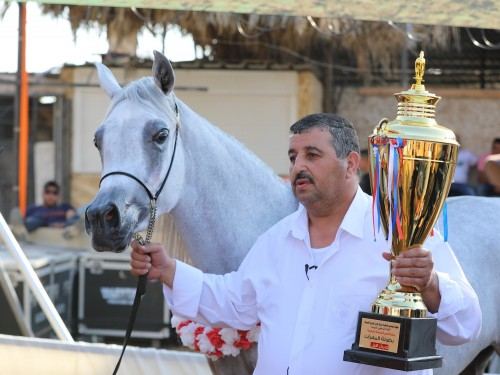 10th National Championship of Palestine - Dora Al Ayal - photo by Jill Crols