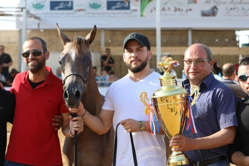 10th National Championship of Palestine - Jolan AF - photo by Jill Crols