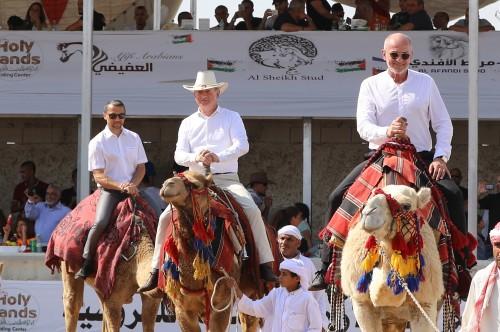 10th National Championship of Palestine - photo by Jill Crols