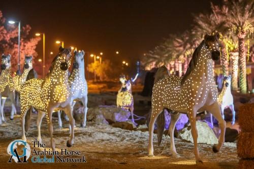 2019 Saudi Arabian Horse Festival – Great Opening - photo Michael Steurs