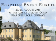 Egyptian Event Europe
