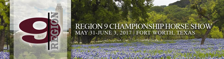Region 9 - Championships