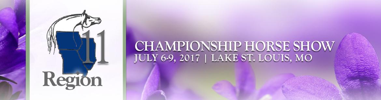 Region 11 - Championships