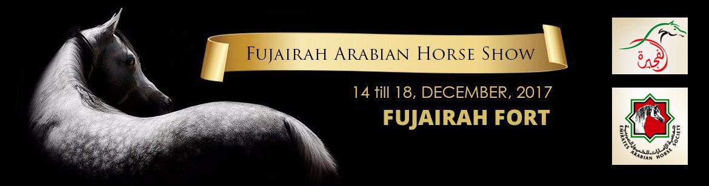 Fujairah - Arabian Horse Show