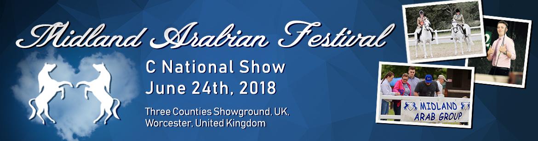 Midland Arabian Festival