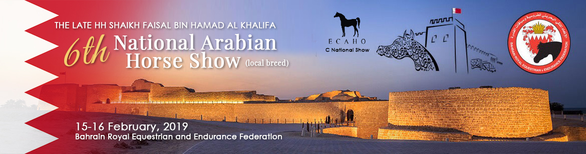 6th National Arabian Horse Show (local bred)