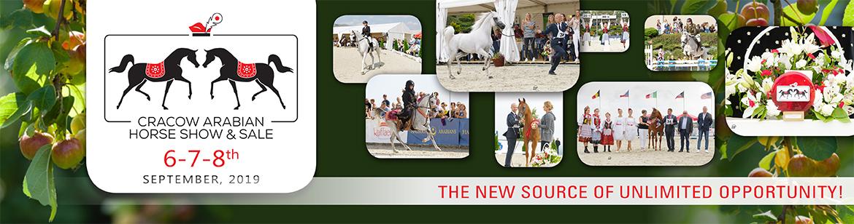 Cracow Arabian Horse Show & Sale
