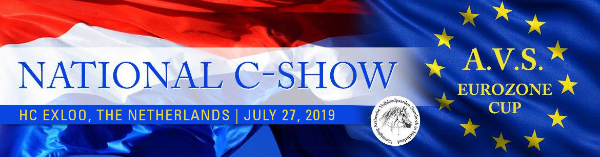 AVS National C Show Exloo 2019