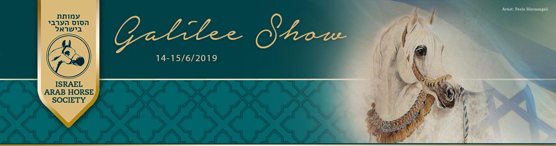 Israel Arab Horse Society - Galilee Show